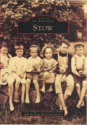 Stow Photo Book